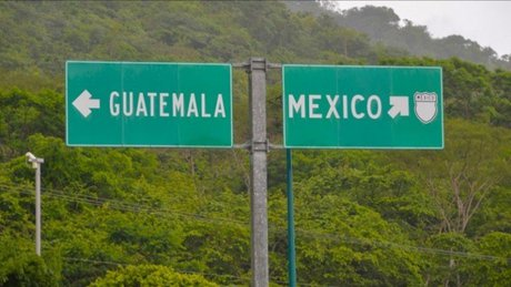 frontera Méx guatemala