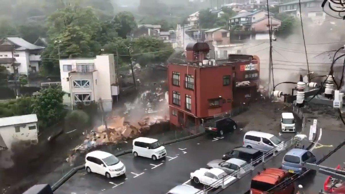 La Saga | Lluvias en Japón dejan al menos dos muertos y 20 desaparecidos