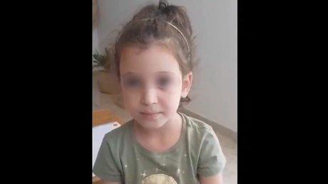 Niña israelí enseña como actuar.jpg