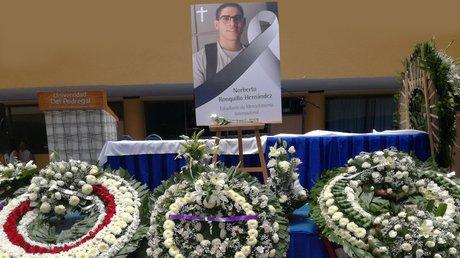 Norberto Ronquillo secuestro y asesinato, Las Pelonas