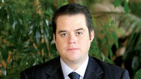 Juan Domingo Beckmann Legorreta