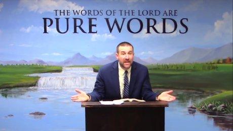 Predicador Steven Anderson