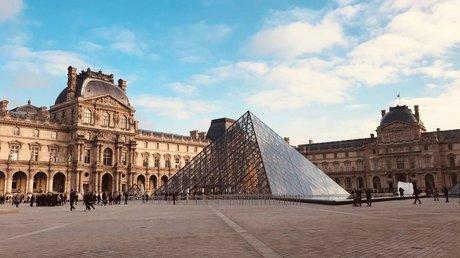 Museo de Louvre / Foto: Oscar González