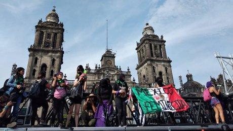 México feminicidios aumentan