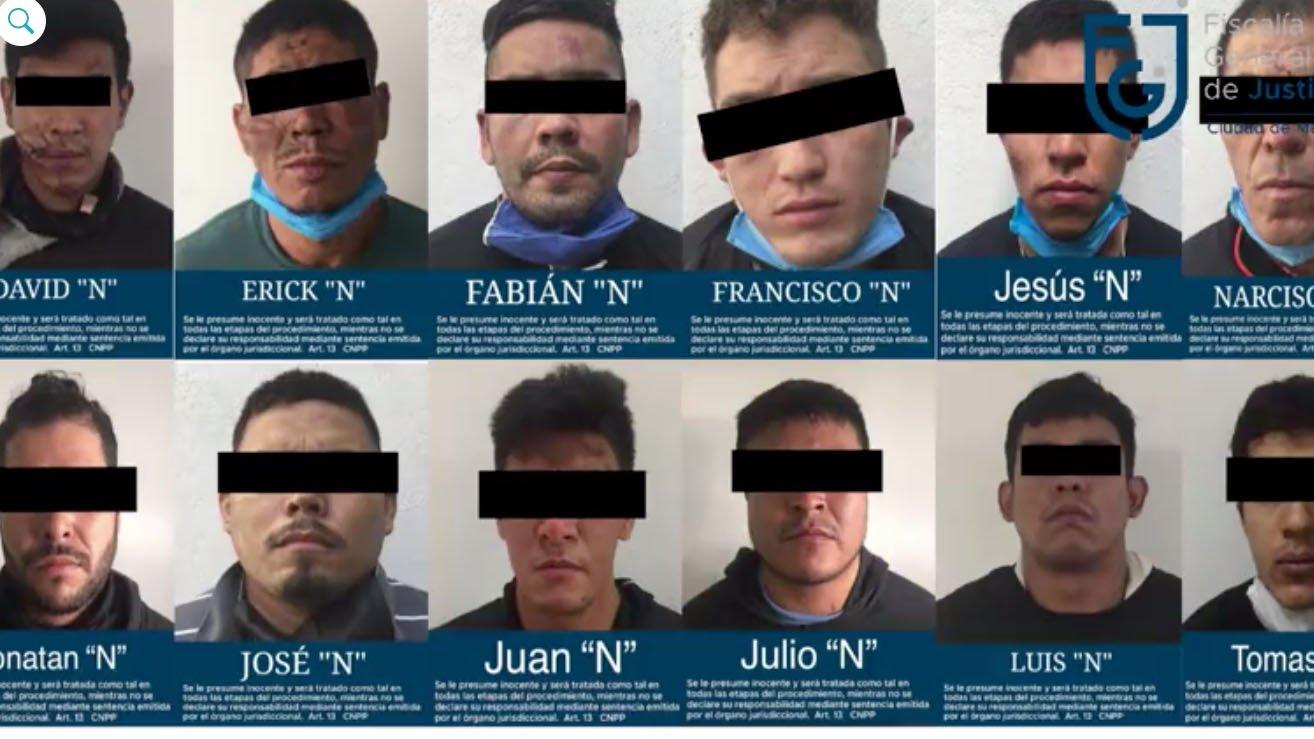 Arrestan al presunto autor del ataque a García Harfuch — México