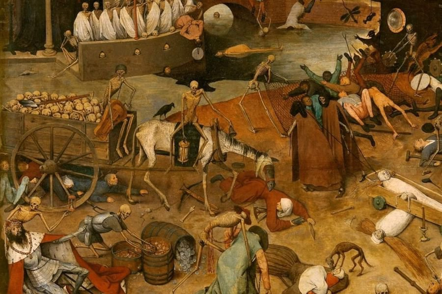 el triunfo de la muerte Pieter Brueghel.jpg
