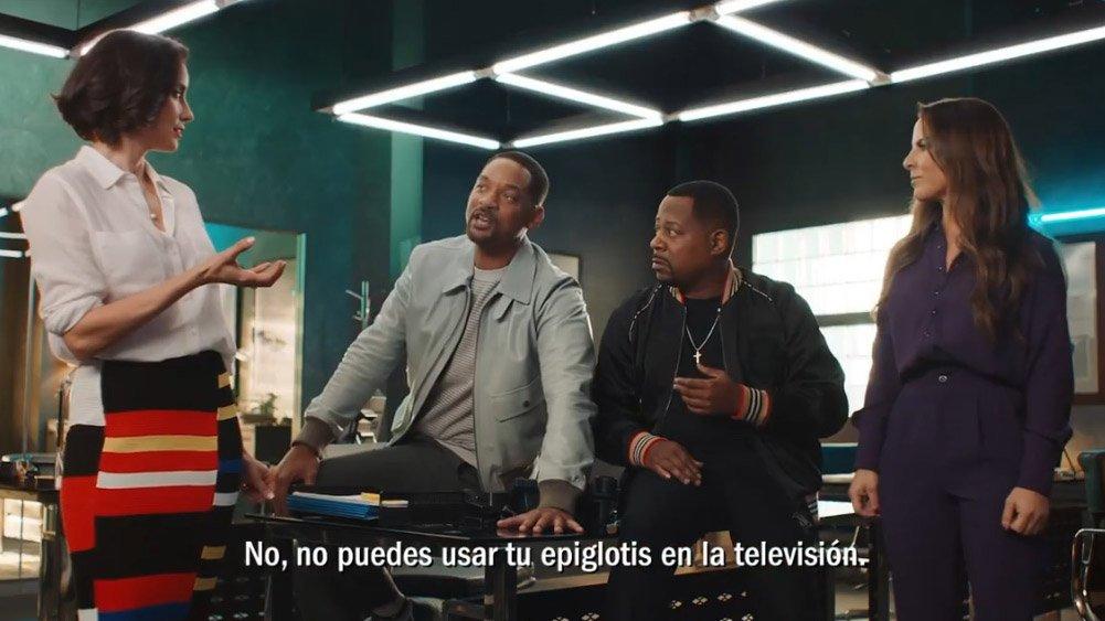 Kate del Castillo intenta enseñarle español a Will Smith