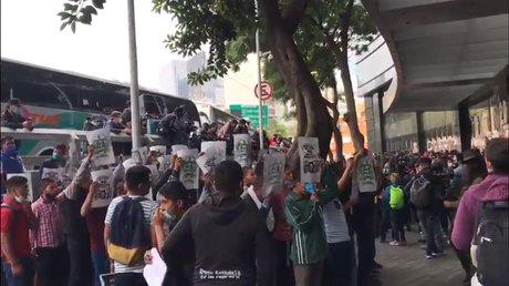 manifestación 43 de Ayotnizapa FGR.jpg