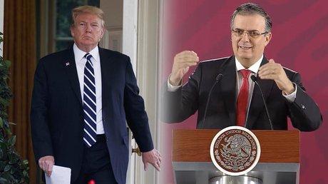 Acuerdos de México con Donald Trump