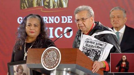 Presentan Memorial en honor a las víctimas del 'Halconazo' (1971)