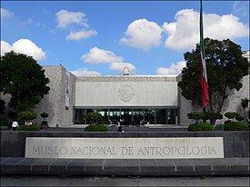 museo Nacional de Antropología, Ciudad de México.jpg