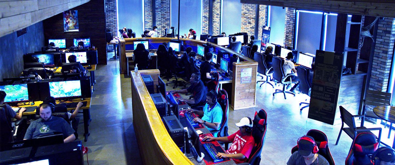 Java Gaming Cafe