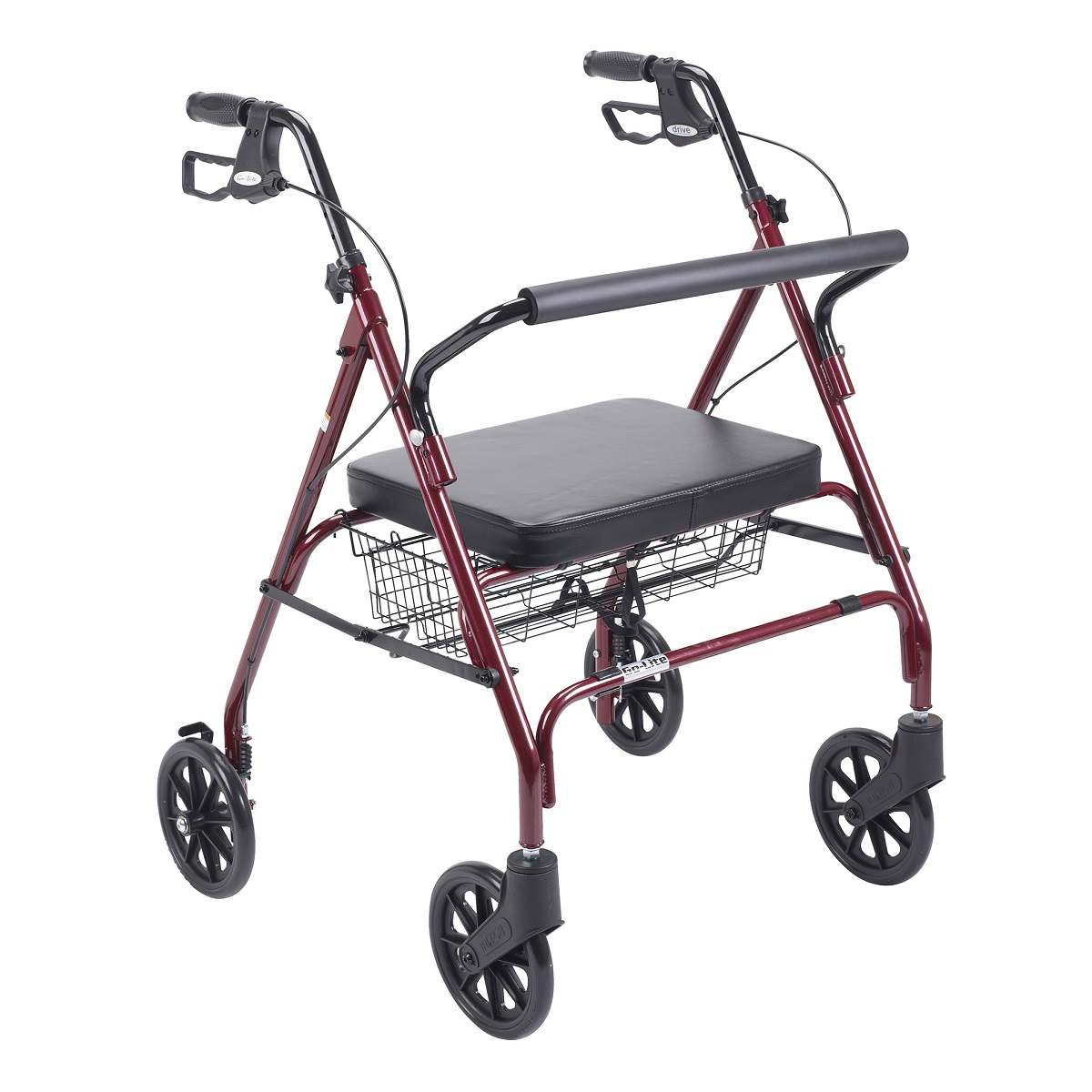 01 - Seat Assembly for Rollator 10215rd or 10215bl-rollator10215rd-1_1.jpg