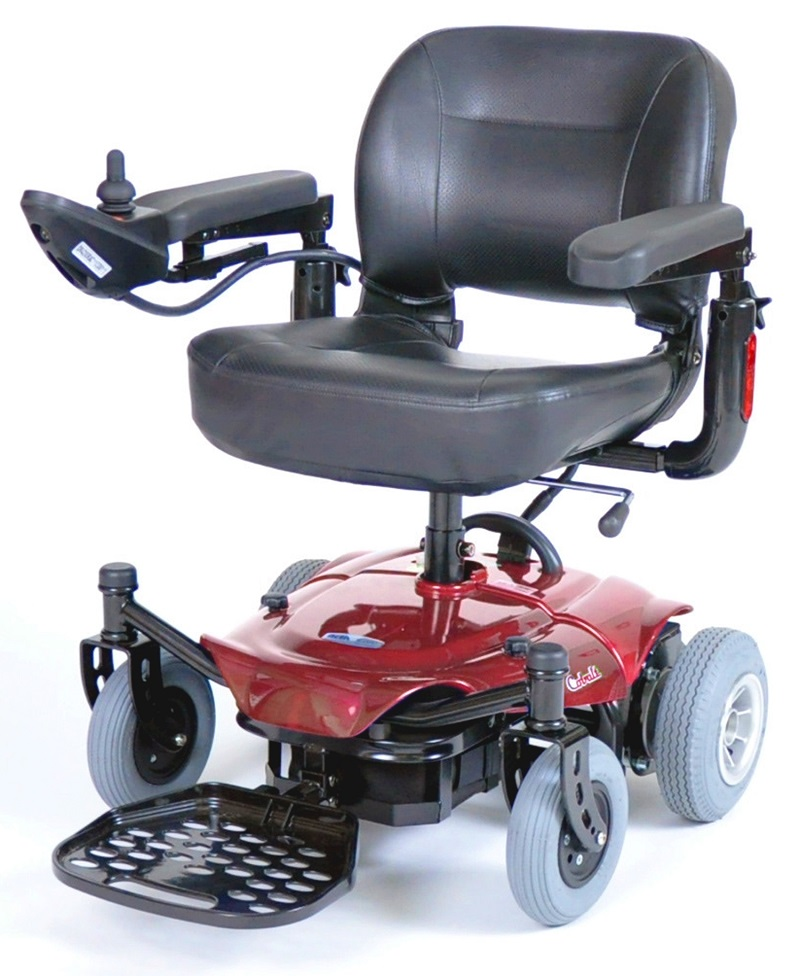 Cobalt X23 Power Chair - COBALTX23RD16FS-powerchaircobaltx23rd16fs.jpg