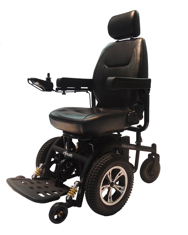"Trident Front Wheel Drive Power Chair 20"" Captain Seat - 2850-20-powerchairtrident2850-18_2.jpg"