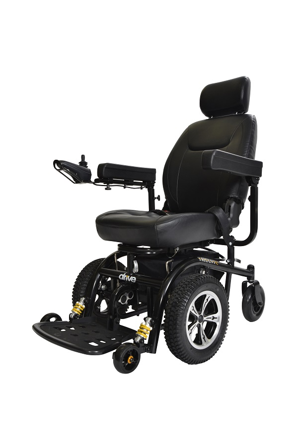 "Trident Front Wheel Drive Power Chair 20"" Captain Seat - 2850-20-powerchairtrident2850-18a_1.jpg"