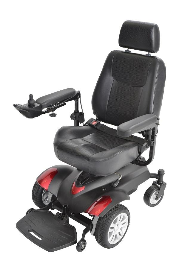 Titan Front Wheel Power Wheelchair 18 inch Vented Captain Seat - TITANLB18CS-powerchairtitanlb18cse_2.jpg