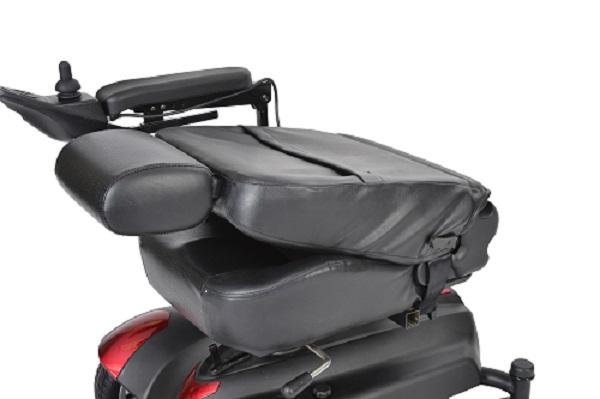 Titan Front Wheel Power Wheelchair 18 inch Vented Captain Seat - TITANLB18CS-powerchairtitanlb18csb.jpg