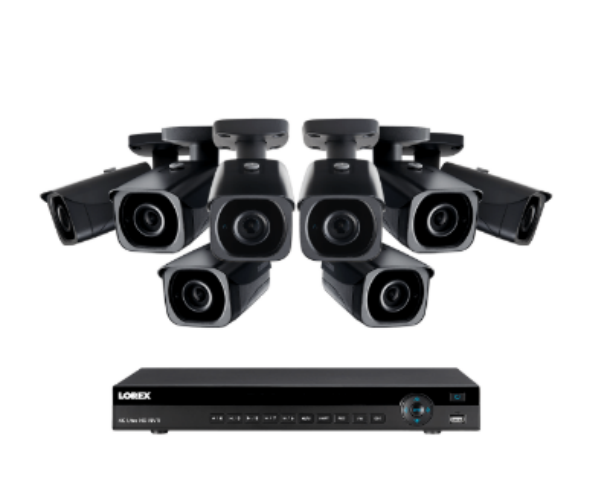 Lorex 4K Ultra HD IP NVR System with 8 Outdoor 4K 8MP IP Cameras, 200ft Night Vision-LOREX NB1-TOP RANKED SECURITY.PNG