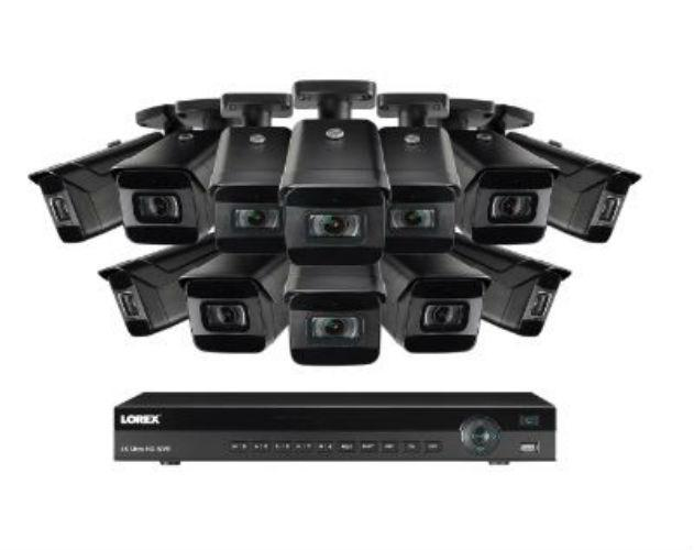 Lorex 16-Channel 4K Ultra HD IP NVR System with 12 Outdoor 4K (8MP) IP 30FPS Real-Time Format Fixed Nocturnal Cameras with Audio and Color Night Vision-LOREX11-TOP RANKED SECURITY.JPG