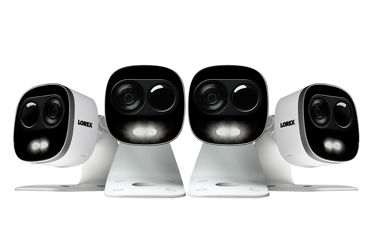 Lorex WiFi HD Outdoor Camera with Motion Activated Bright White Light, Two Way Audio, 85FT Night Vision (4-pack)-Lorex8-Top Ranked Security.png