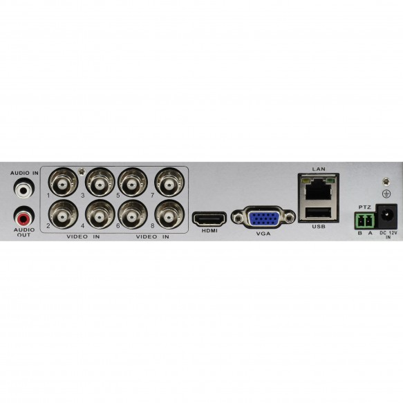 Swann 8 Channel Security System: 1080p Full HD DVR-4575 with 1TB HDD & 4 x 1080p Thermal Sensing Cameras PRO-1080MSB (DVK-4580)-SWANN 8042-TOP RANKED SECURITY.jpg