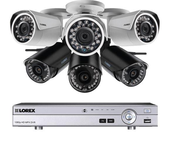 Lorex 6-Camera Surveillance System with HD 1080p Wired and HD 720p Wireless Cameras-LOREX21-TOP RANKED SECURITY.JPG