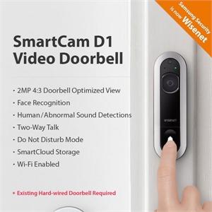 Samsung Wisenet SmartCam D1 Doorbell-WISENETDOORBELL3-TOP RANKED SECURITY.jpg