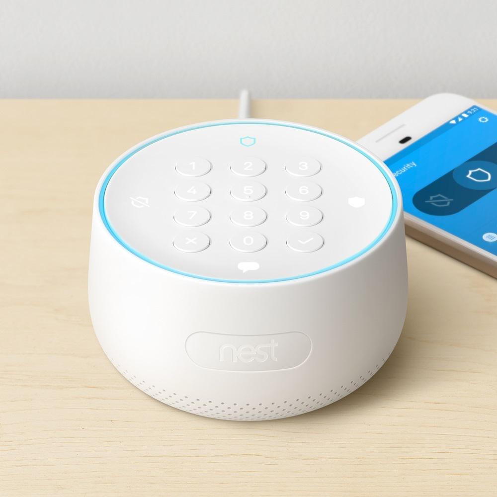Nest Pro Alarm System Starter Pack  Includes: 1 Nest Guard, 2 Nest Detects, 2 Nest Tags-Nest Guard.jpg