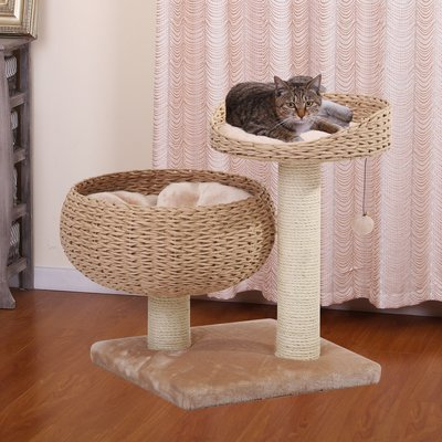 Recycled Paper Cat Lounger-4b Recycled Paper Cat Lounger.jpg