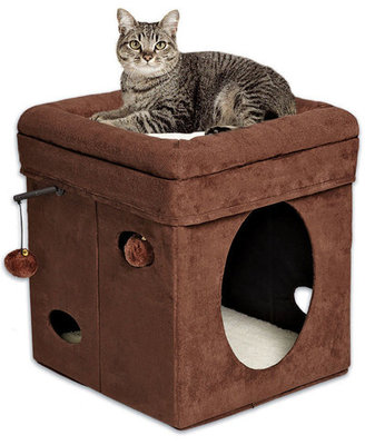 Midwest Homes for Pets' Curious Cat Cube-8a Midwest Homes for Pets' Curious Cat Cube.jpg