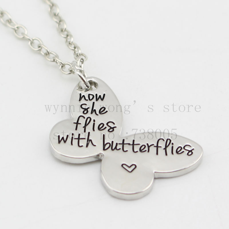 Butterfly memorial necklace infant loss of a loved one mother sister grandmother aunt angel jewelry bereavement gift in memory-Butterfly-memorial-necklace-infant-loss-of-a-loved-one-mother-sister-grandmother-aunt-angel-jewelry-bereavement.jpg