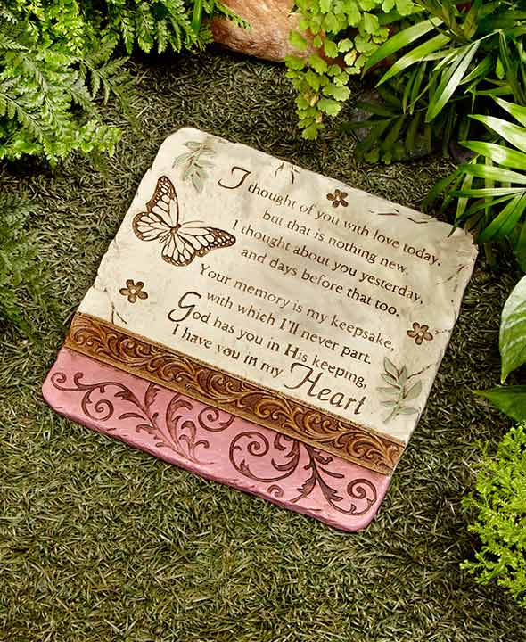 "Memorial Garden Stone - ""I thought of you today...""-63443_1235621_ST2_zm.jpg"