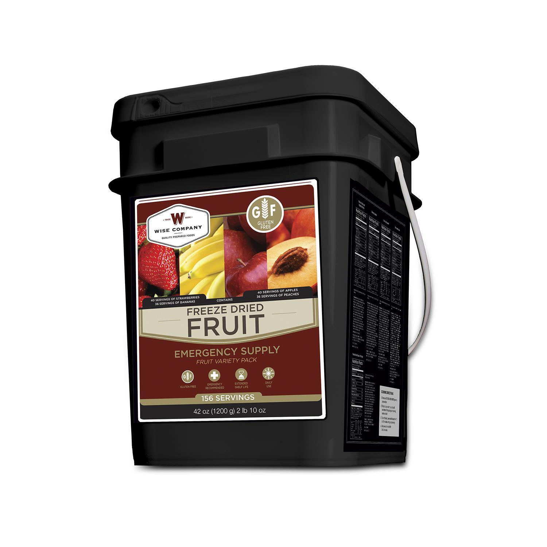 NEW Freeze Dried Fruit – 156 Servings Gluten Free-GFF156 - 156 Servings Gluten Free Fruit Bucket.jpg