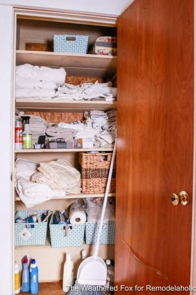 5 Problems Everyone Has With Linen Closet Organization And How To Solve Them