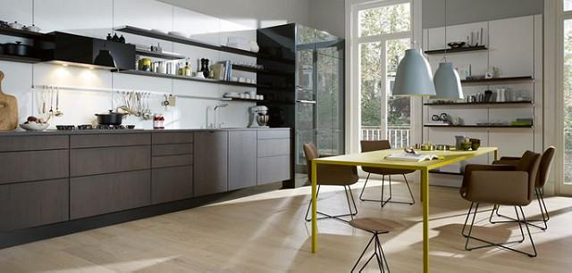 The Illusion of Kitchen Space