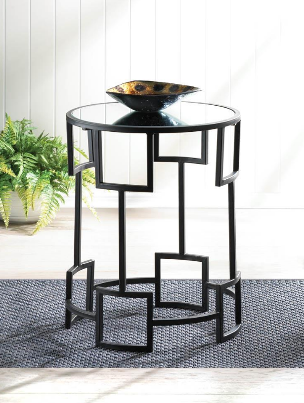 Modern Round Side Table-r2 Modern Round Side Table.PNG
