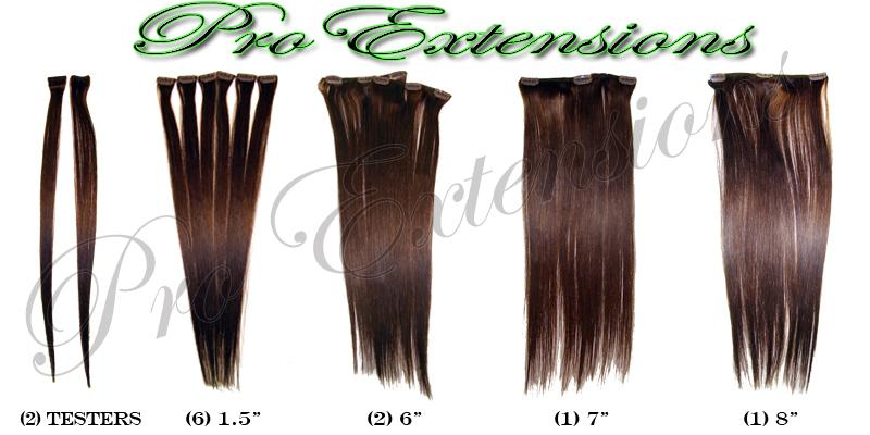 24 Inch Pro Premier Remy Hair, Dark Brown-SKU PRRM-24-2  PRO-6003  #2  DARK BROWN.jpg