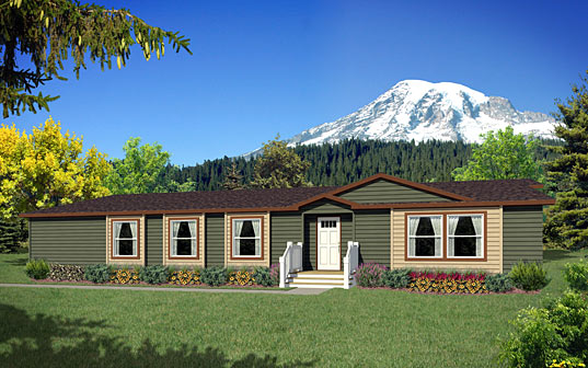 Image of the Champion Homes Avalanche 7703M exterior