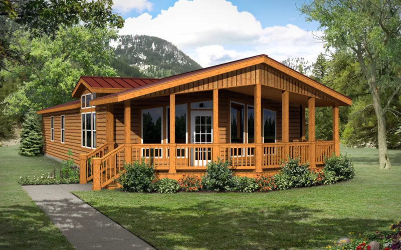 Image of the Champion Homes Avalanche 4603C exterior
