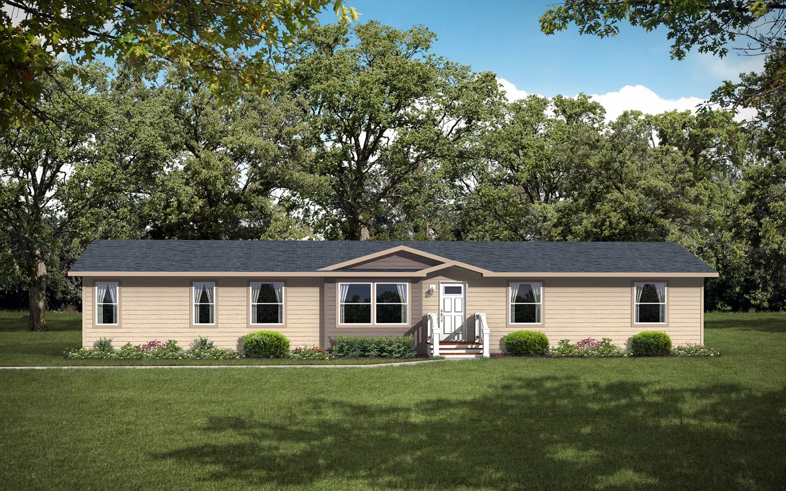Image of the Champion Homes Avalanche 4714A exterior