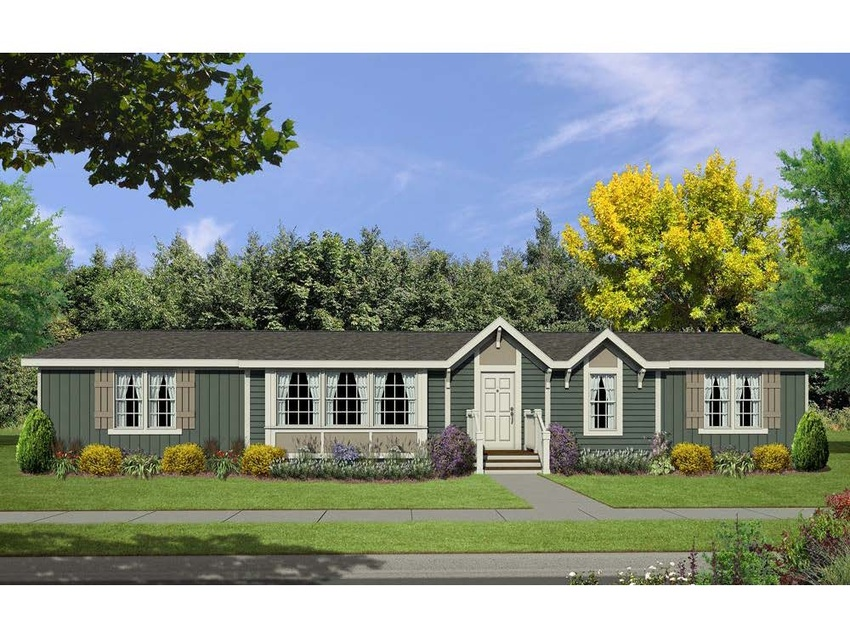 Image of the Champion Homes Avalanche 4613G Exterior