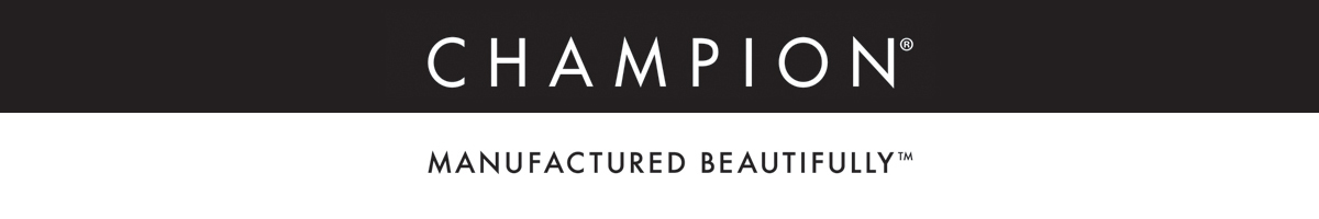 Image of the Champion Homes banner for Luxury Homes
