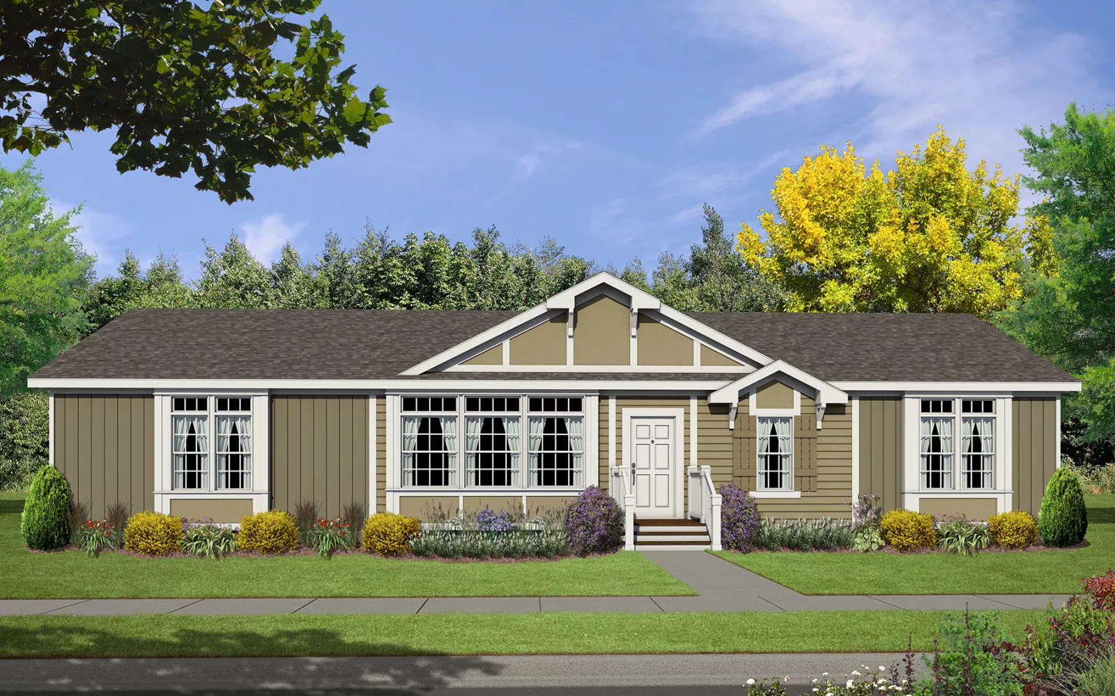 Image of the Champion Homes Avalanche 4663K exterior