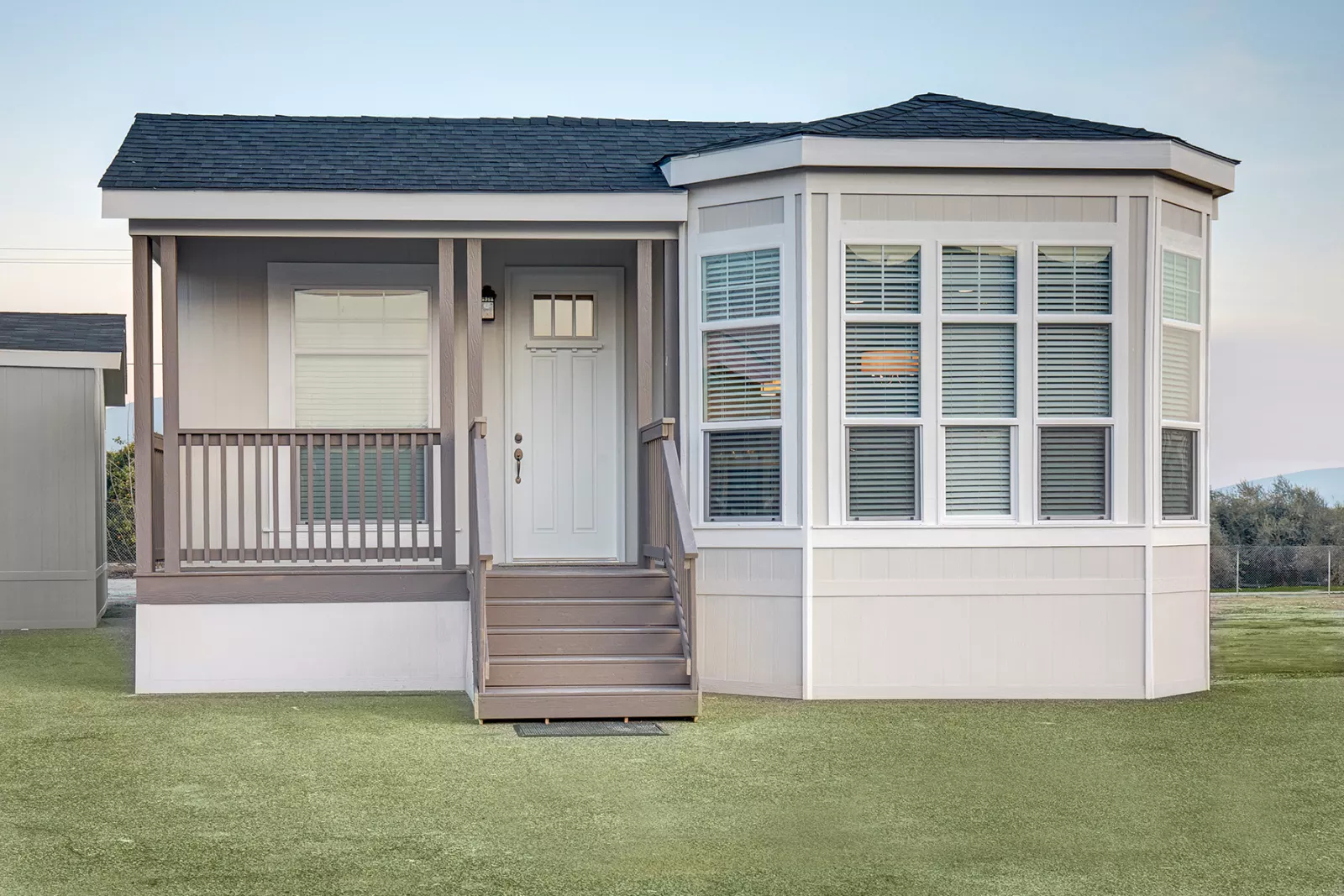 Image of the Champion Homes 4603D Manufactured Home in the Mountain West Series