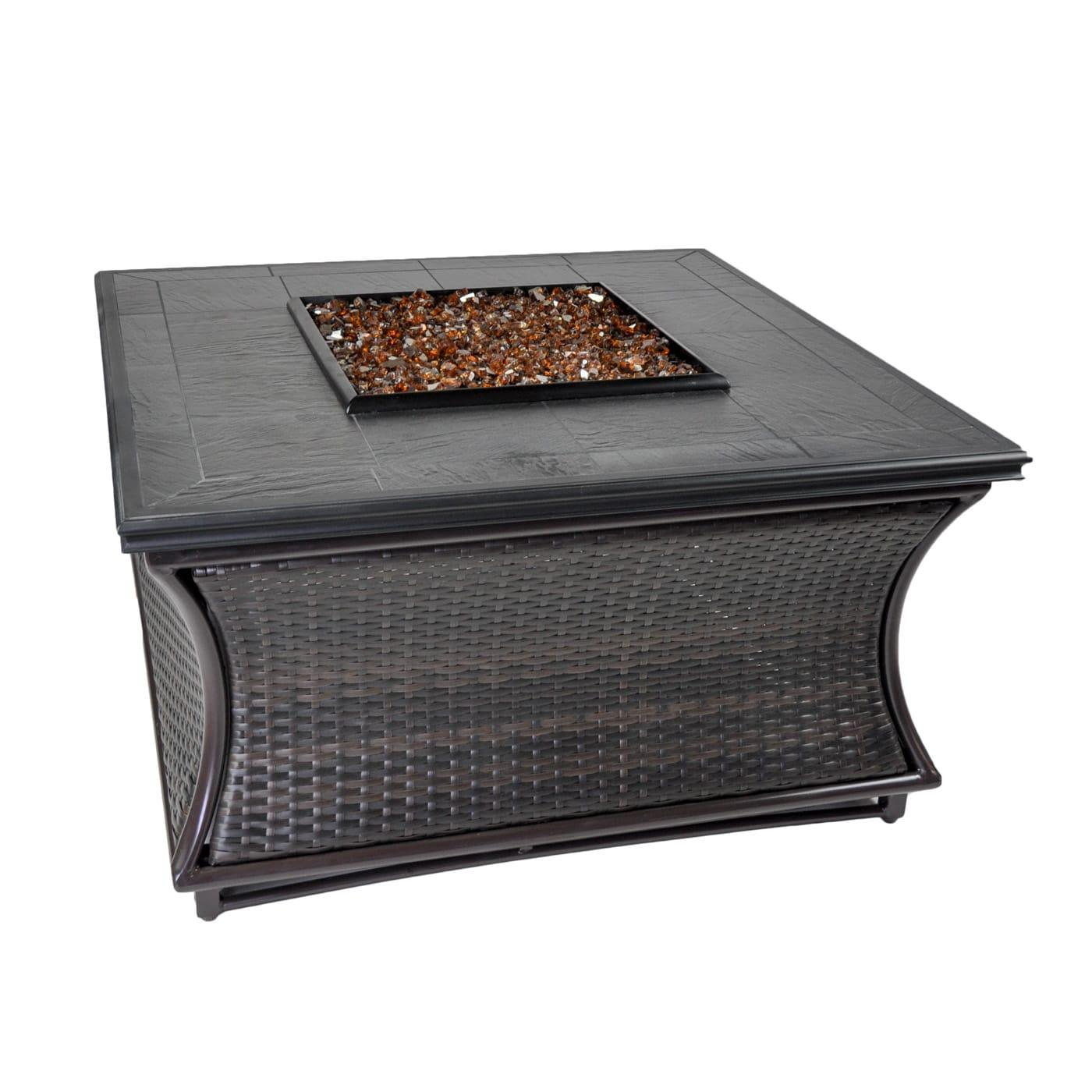 Tretco Spring Hill Wicker 44 inch Fire Pit Table-Spring Hill pic 1.jpg