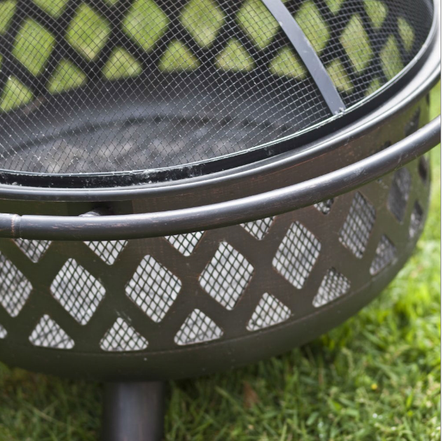36-inch Bronze Fire Pit with Grill Grate Spark Screen Cover and Poker-36-inch Bronze Fire Pit with Grill Grate Spark Screen Cover and Poker4.PNG