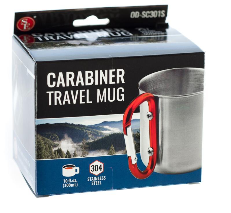 10 oz. Stainless Steel Carabiner Camping Cup-Mug3.jpg