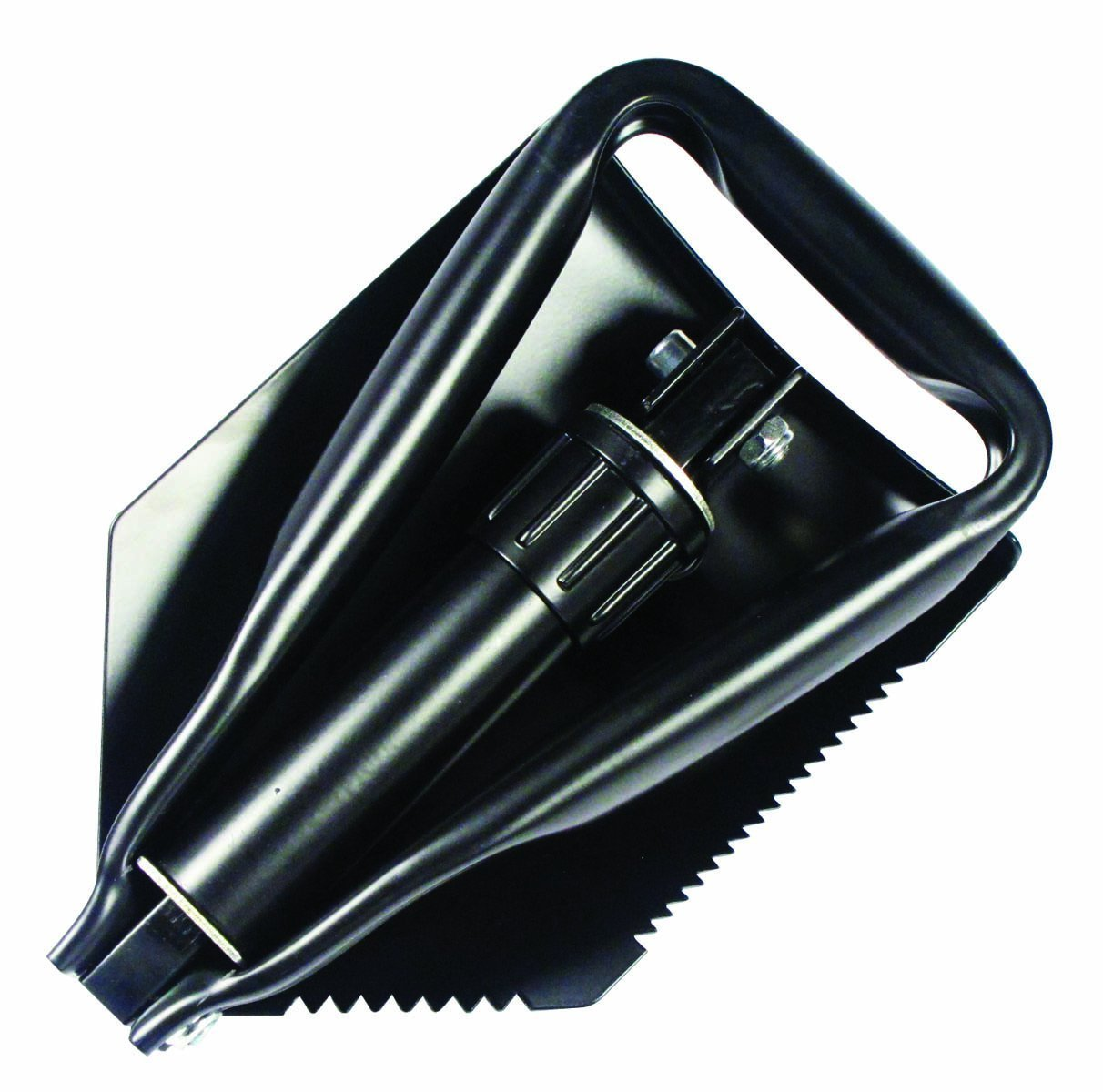 "22-1/2"" Premium Quality Black Tri Fold Shovel with Carrying Case-8791FSP_4__80034.1526572446.jpg"