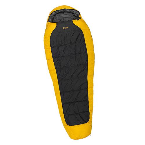 Chinook Mummy Sleeping Bag  Everest Peak III 5° F, Yellow/Charcoal-chinpic20613.jpg